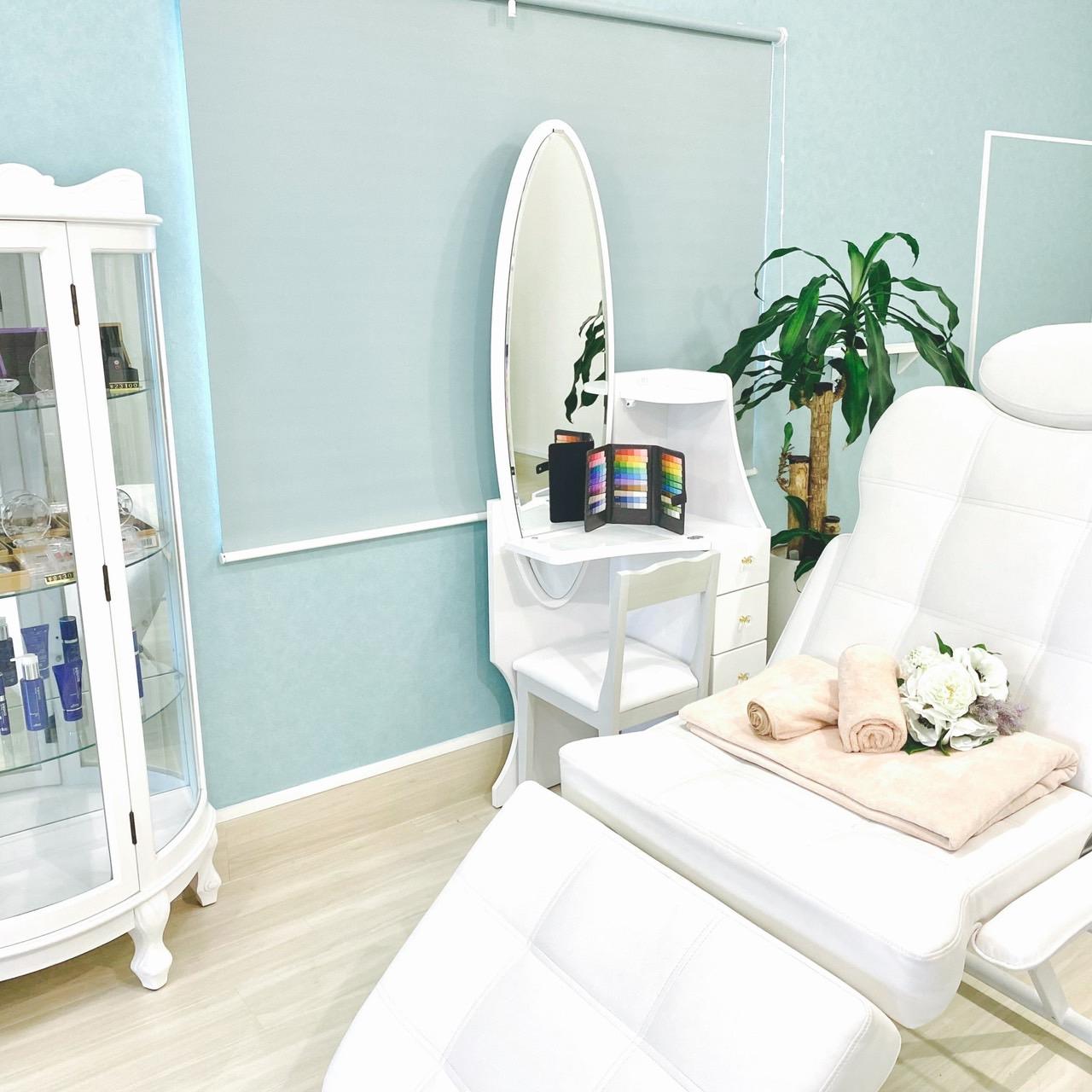 Beauty Salon Aril
